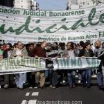 Judiciales bonaerenses lanzan un nuevo paro de 72 horas