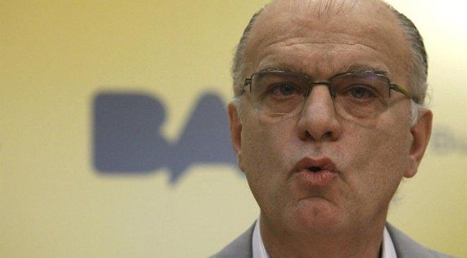 Grindetti, gestor de una firma offshore con cuenta en Suiza