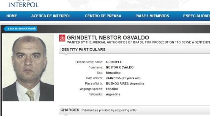 La trama y el revés del pedido de captura de Néstor Grindetti