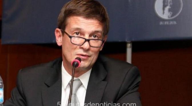 El Juez Federal Ercolini a cargo de la causa Nisman