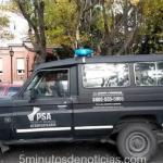 Santa Cruz: la Policía Aeroportuaria allanó la Gobernación