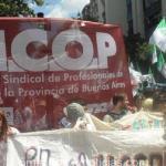 CICOP: médicos bonaerenses paran el 3,4 y 5 de mayo