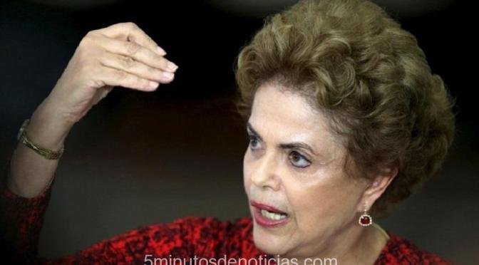 Brasil: Dilma Rousseff arremete contra la prensa