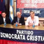 Carlos Traboulsi asume la presidencia de la DC porteña