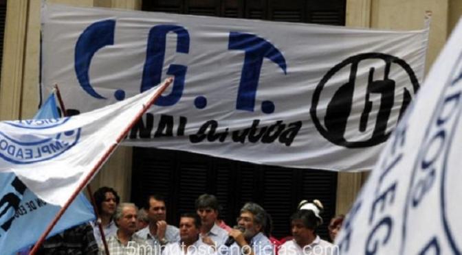 CGT Córdoba: marchará contra los tarifazos y la suba de precios
