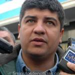 Pablo Moyano: ratificó 42% en paritarias y le advierte a Macri que se corra de AFA