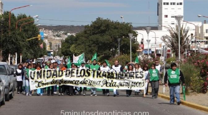 Santa Cruz: después de 51 días de paro hubo acuerdo con los docentes