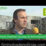 """Anghileri: """"el Parque Industrial es la visión del Intendente Festa de hacer crecer Moreno con inclusión y trabajo"""""""