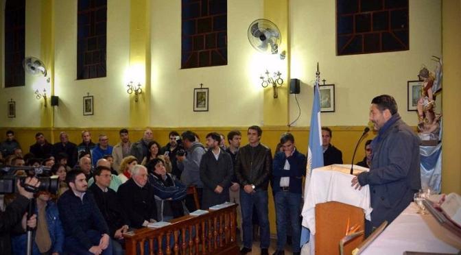 La Misa en Merlo por Evita fue la más concurrida en territorio bonaerense