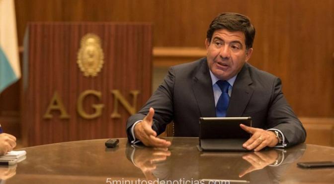 Renunció Ricardo Echegaray a la Auditoría General