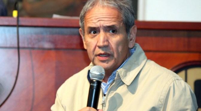 Sergio Palazzo lanzó críticas a Macri y al triunvirato de la CGT