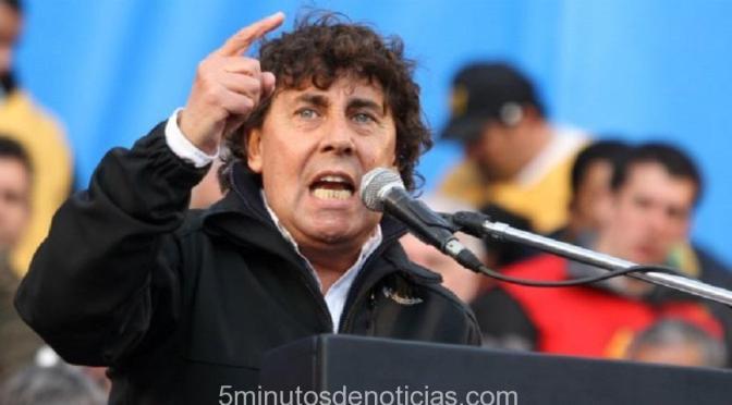 """PABLO MICHELI EN SU DISCURSO: """"¡AJUSTE LAS PELOTAS!"""""""