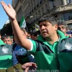 """PABLO MOYANO: """"LA CONDUCCIÓN DE LA CGT NO TUVO HUEVOS PARA PARARLE AL GOBIERNO"""""""