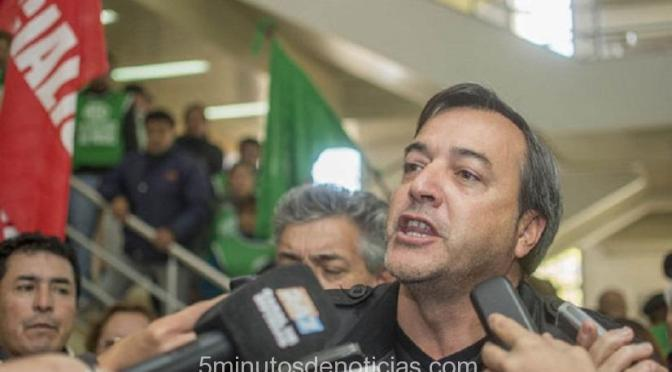 RÍO NEGRO: LA JUSTICIA ORDENÓ LA CAPTURA DE DIRIGENTES DE ATE