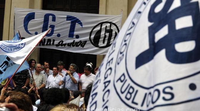 CÓRDOBA: LA CGT RATIFICÓ LA JORNADA DE PROTESTA PARA EL 19 DE OCTUBRE