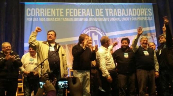 LA CORRIENTE FEDERAL DISCONFORME CON LOS RESULTADOS DE LA REUNIÓN GOBIERNO & CGT