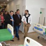 MERLO: INAUGURAN EL PRIMER SERVICIO DE HEMODINAMIA