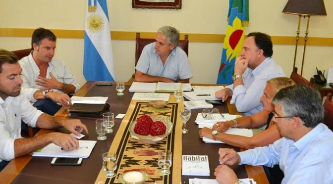 LA PROVINCIA DE BUENOS AIRES IMPULSA FIRMA DE CONVENIOS CON INTENDENTES PARA GENERAR FIDEICOMISOS INMOBILIARIOS