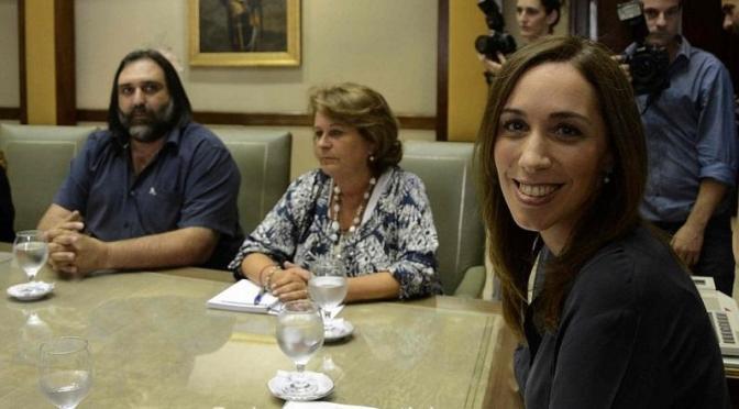 LOS DOCENTES BONAERENSES CUMPLEN EL 3º DÍA DE PARO Y EL GOBIERNO DE VIDAL ANUNCIÓ NUEVA CONVOCATORIA PARITARIA PARA EL VIERNES