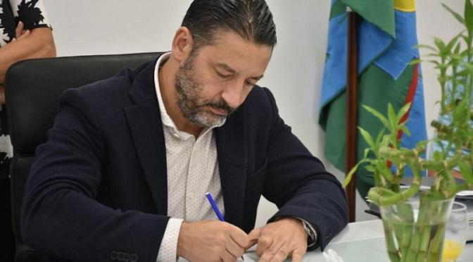 MERLO DIO EL PRIMER PASO PARA CONSTITUIR EL PRIMER PARQUE INDUSTRIAL