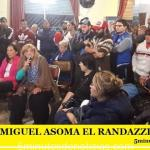 EN SAN MIGUEL ASOMA EL RANDAZZISMO