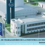 PARO NACIONAL DE TRABAJADORES DE LA INDUSTRIA LECHERA POR SANCOR