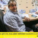 LA CGT ASPIRA A QUE EL SALARIO MÍNIMO LLEGUE A LOS 15.000 PESOS
