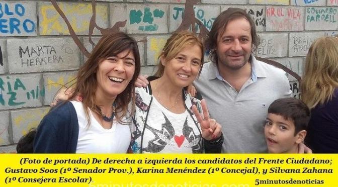 MERLO: CIERRE DE LISTAS DE UNIDAD CIUDADANA