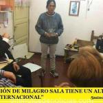 """""""LA DETENCIÓN DE MILAGRO SALA TIENE UN ALTO IMPACTO A NIVEL INTERNACIONAL"""""""