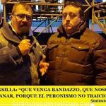 """PABLO MANSILLA: """"QUE VENGA RANDAZZO, QUE NOSOTROS LE VAMOS A GANAR, PORQUE EL PERONISMO NO TRAICIONA"""""""