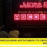 SUBTE: METRODELEGADOS ANUNCIARON UN CRONOGRAMA DE PAROS