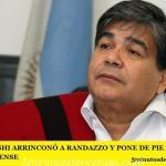 MARIO ISHII ARRINCONÓ A RANDAZZO Y PONE DE PIE AL PJ BONAERENSE