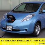 ARGENTINA SE PREPARA PARA LOS AUTOS ELÉCTRICOS