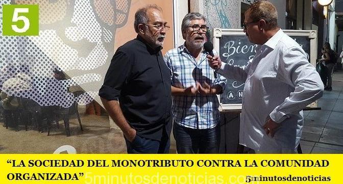 """""""LA SOCIEDAD DEL MONOTRIBUTO CONTRA LA COMUNIDAD ORGANIZADA"""""""