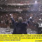 """SERGIO PALAZZO: """"SI ES NECESARIO VAMOS A ESCRIBIR EL NUEVO CONVENIO COLECTIVO EN PAPEL DE LIJA PARA QUE NO SE LIMPIEN EL TRASTE CON NUESTROS DERECHOS"""""""