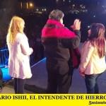 """""""MARIO ISHII, EL INTENDENTE DE HIERRO"""""""
