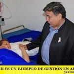 MARIO ISHII ES UN EJEMPLO DE GESTIÓN EN ARGENTINA