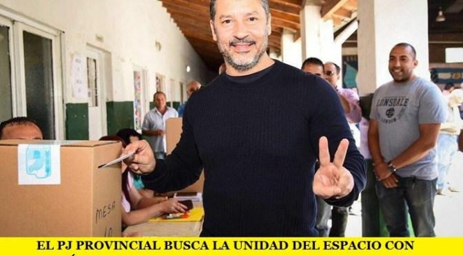 EL PJ PROVINCIAL BUSCA LA UNIDAD DEL ESPACIO CON MENÉNDEZ-GREY