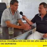 LA TRADICIONAL CELEBRACIÓN DE FIN DE AÑO DEL S.I.P.E.M Y LA DIRECCIÓN DE DEPORTES