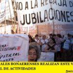 LOS JUDICIALES BONAERENSES REALIZAN ESTE VIERNES UN PARO TOTAL DE ACTIVIDADES
