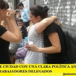 EL CANAL DE CIUDAD CON UNA CLARA POLÍTICA ANTISINDICAL DESPIDIÓ TRABAJADORES DELEGADOS DE ATE
