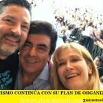 EL PERONISMO CONTINÚA CON SU PLAN DE ORGANIZACIÓN Y UNIDAD