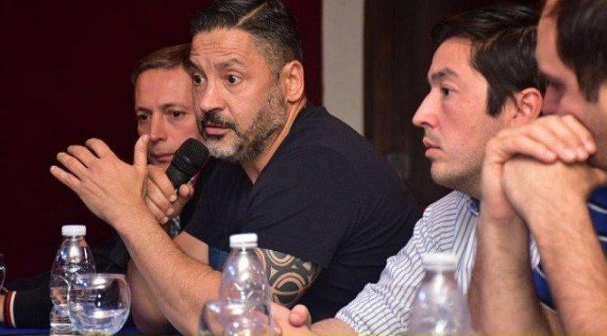 EL PJ BONAERENSE PRESIDIDO POR GUSTAVO MENÉNDEZ INICIA SU FORMACIÓN DIRIGENCIAL EN LAPRIDA