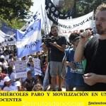 ESTE MIÉRCOLES LOS JUDICIALES BONAERENSES REALIZAN UN PARO Y MOVILIZACIÓN EN UNIDAD CON GREMIOS DOCENTES