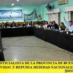 EL PARTIDO JUSTICIALISTA DE LA PROVINCIA DE BUENOS AIRES PIDE RESPUESTAS A VIDAL Y REPUDIA MEDIDAS NACIONALES