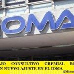 EL CONSEJO CONSULTIVO GREMIAL BONAERENSE RECLAMA UN NUEVO AJUSTE EN EL IOMA