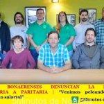 """JUDICIALES BONAERENSES DENUNCIAN LA FALTA DE CONVOCATORIA A PARITARIA   """"Venimos peleando contra el congelamiento salarial"""""""