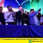 MERLO | Lanzamiento del Frente Justicialista Cristiano