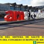 INFECTÓLOGOS DEL SISTEMA DE SALUD DE MALVINAS PARTICIPARON DEL CONGRESO EUROPEO DE MICROBIOLOGÍA