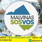 """EL OPERATIVO """"MALVINAS SOS VOS"""" ESTA SEMANA EN ING. PABLO NOGUÉS"""